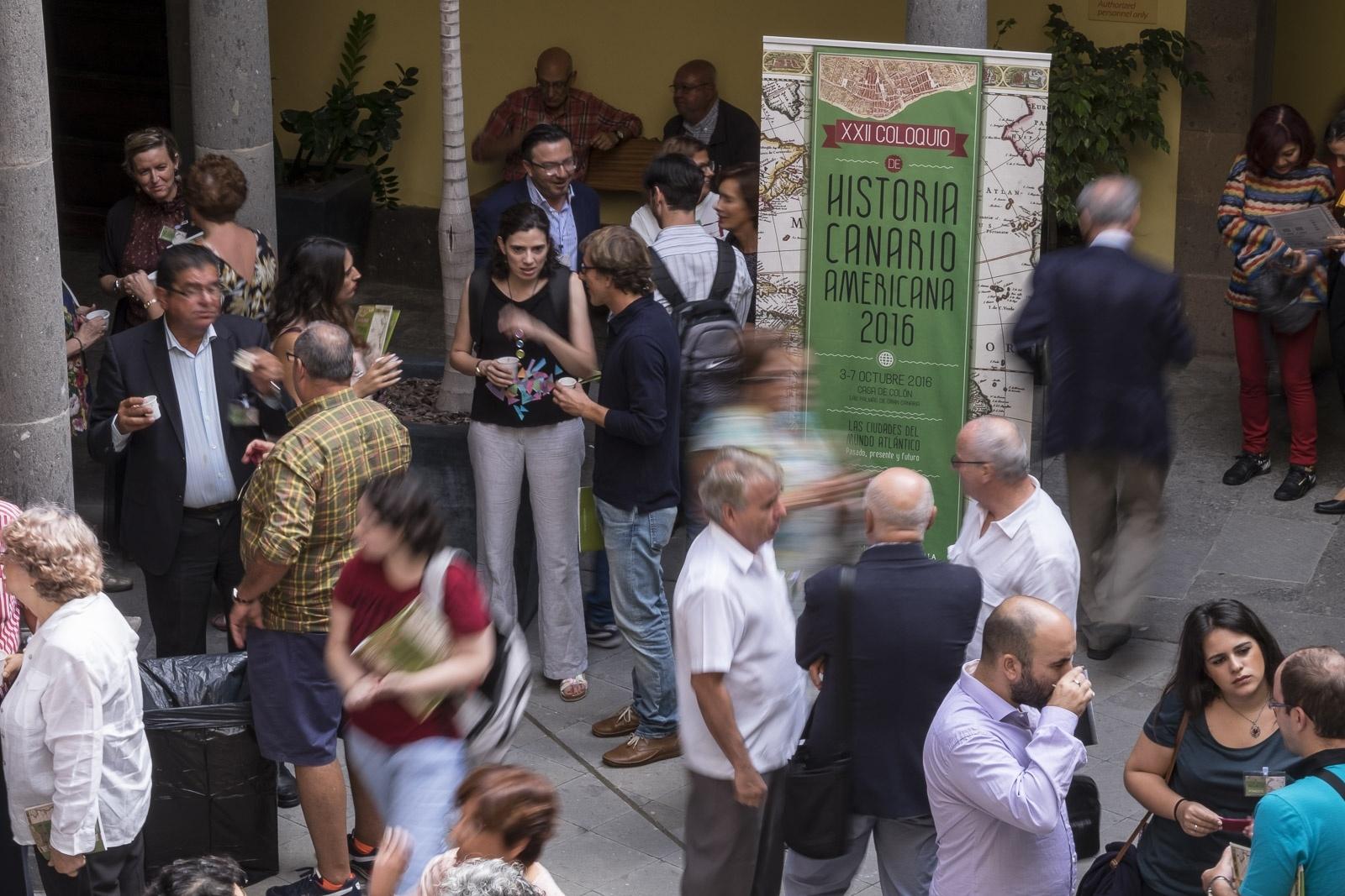 Imagen jornada Evitar Creación de Guetos en Canarias