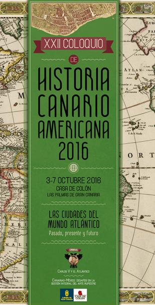 XXII Coloquio de Historia Canario-Americana